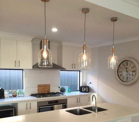 Best electronic pendants in kitchen