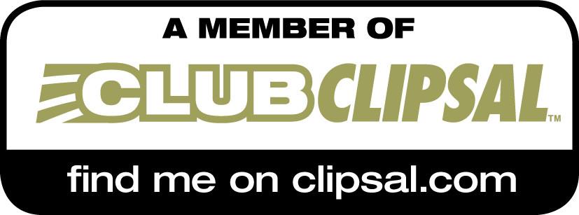 Club Clipsal Member of Logo